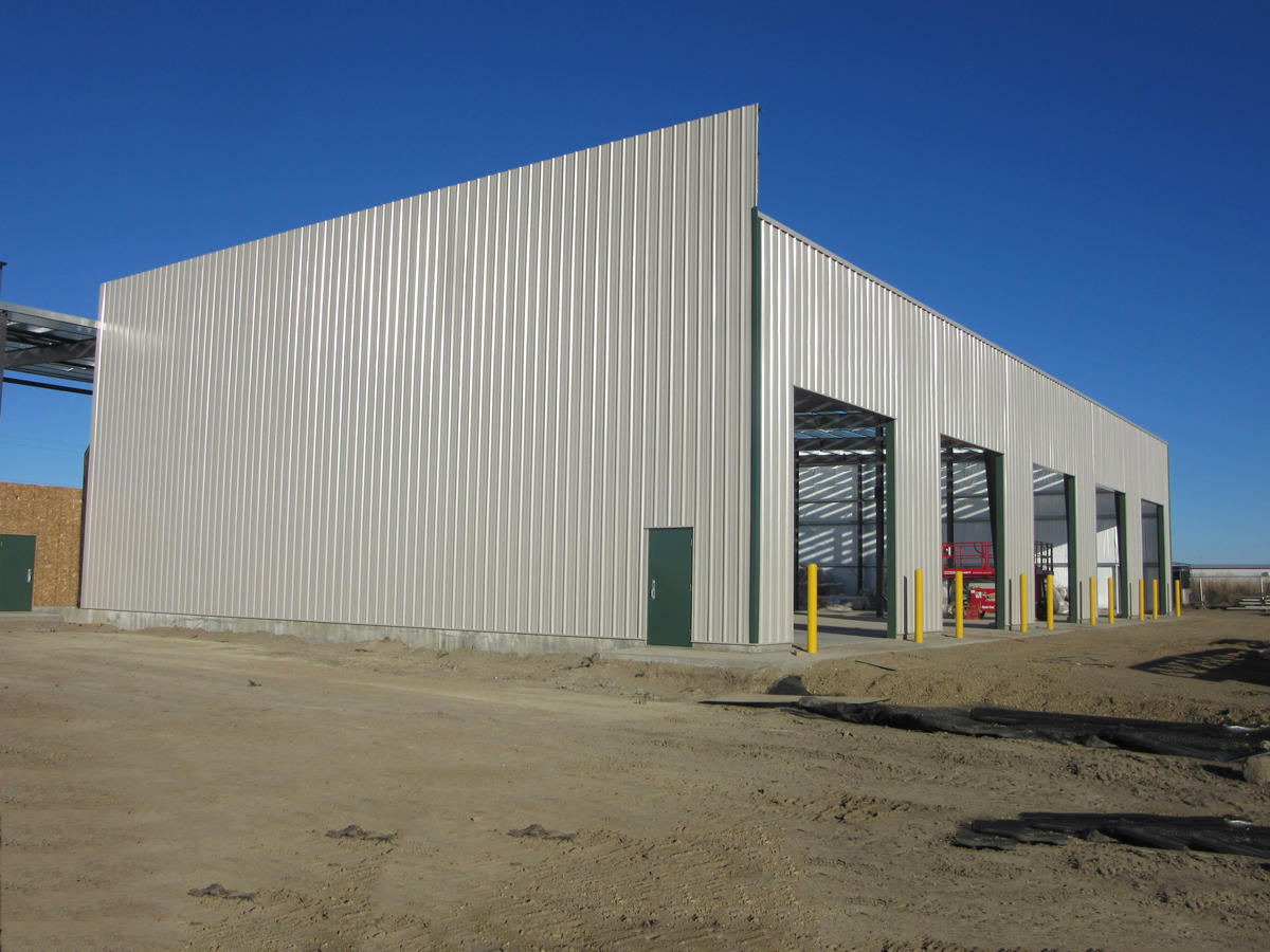 Daski Shop Pre Engineered Steel Building By Msc