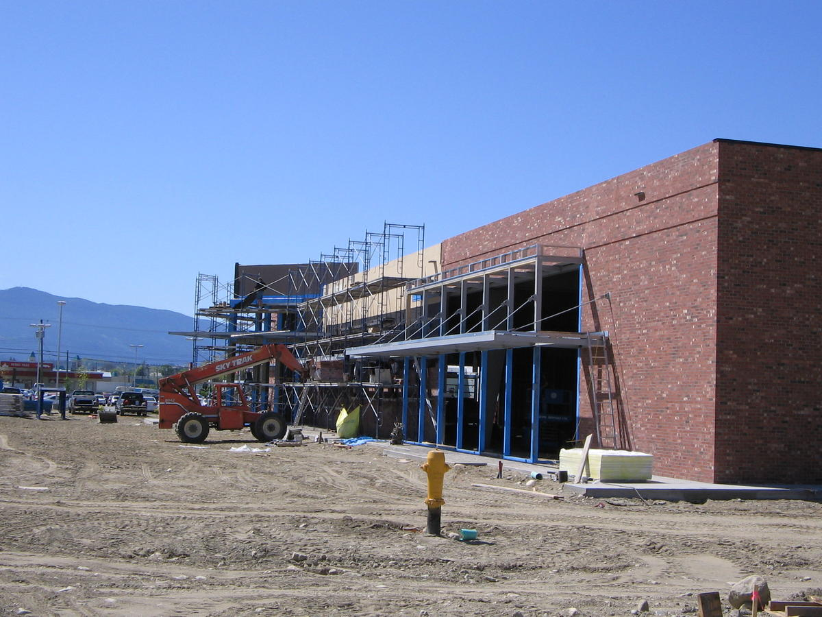 Lake City Casino Retail Steel Building Metal Structure