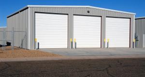Steel Garages: When Should You Have A Rolling Sheet Door