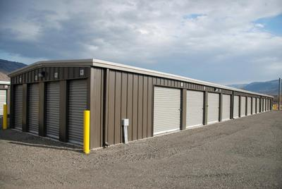 Storage Buildings steel buildings